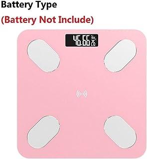 Básculas Digitales 0.1 Básculas De Baño Inteligentes De 360 Kg Báscula De Peso Digital Electrónica Precisa Báscula De Pesaje De Grasa/Músculo/Grasa Visceral Aplicación Bluetooth B