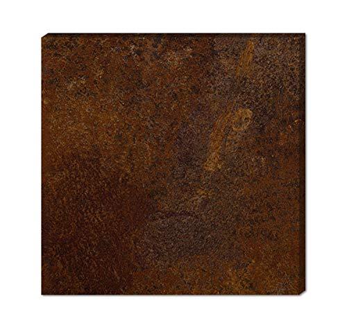 Stil.Zeit Farbmuster Möbel Fronten und Korpusse/Maß:10x20x1,5cm / Farbe Sonderdesign Rost