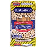 Guillermo Garbanzos Gordos Legumbres Calidad Extra 1Kg