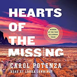 Hearts of the Missing audiobook cover art
