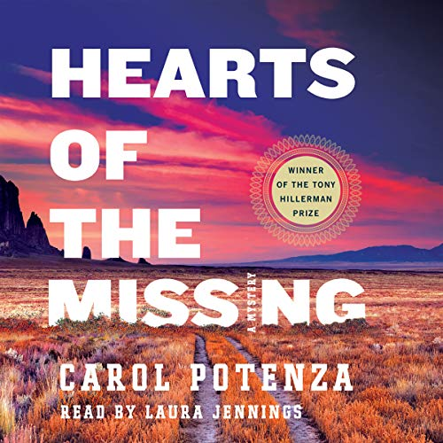 Hearts of the Missing     A Mystery              De :                                                                                                                                 Carol Potenza                               Lu par :                                                                                                                                 Laura Jennings                      Durée : 9 h et 57 min     Pas de notations     Global 0,0