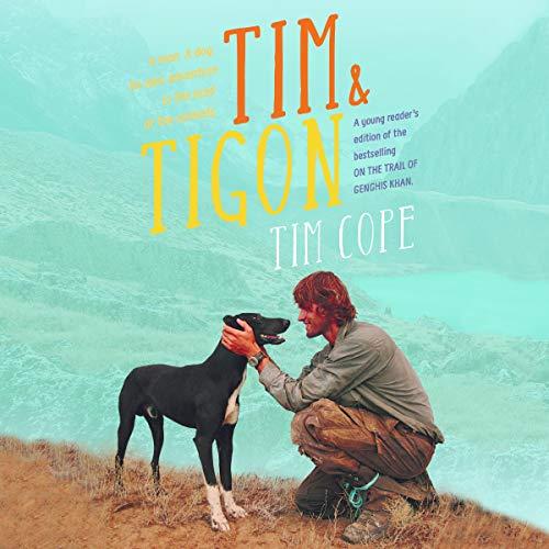 Tim & Tigon audiobook cover art