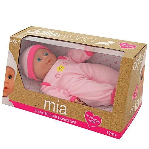 Dolls World Poupées Monde Mia