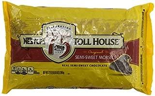 Nestle Chocolate Semi-Sweet Morsels - 72 oz. bag (Pack of 3)