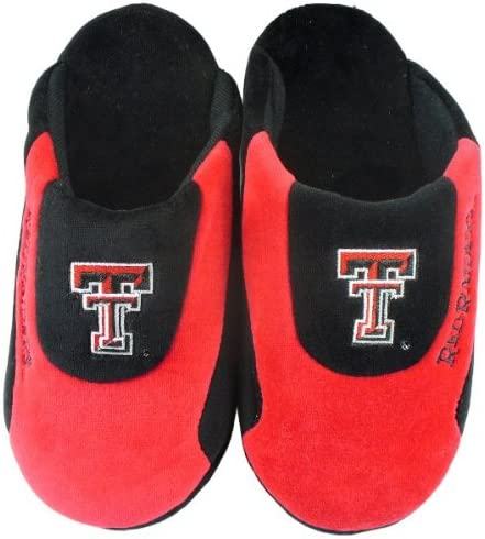 Comfy Feet Mens and Womens Officially Licensed NCAA College Low Pro Slippers
