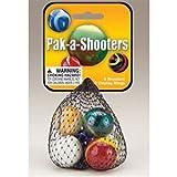 Mega Fun USA Pak-a-Shooters Marbles