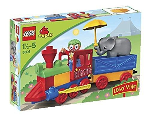 LEGO Duplo 5606 - Eisenbahn Schiebezug