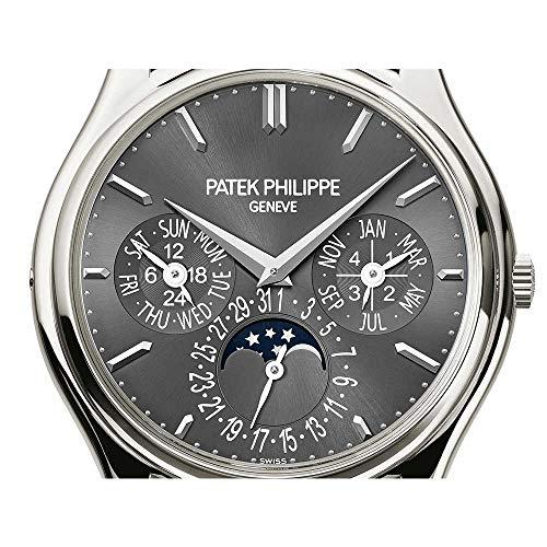 Patek Philippe Grand Complication Grey Dial Mens Platinum Watch 5140P-017