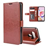 ROVLAK Case for LG K41S Wallet Flip Cover with Card Slot