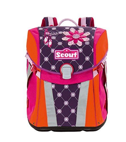 Scout Sunny Tütü Schulranzen-Set, Lila/Pink