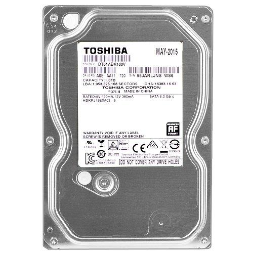 disco duro toshiba 1 tb fabricante Toshiba