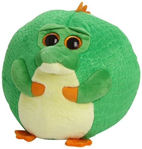 Ty - Peluche Bola cocodrilo, 23 cm (United Labels 38555TY)