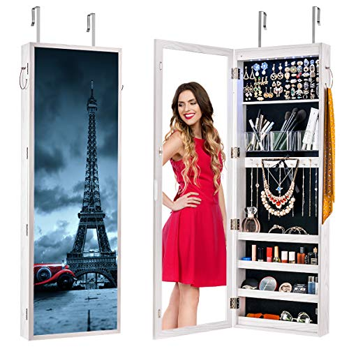 painted armoire - 5