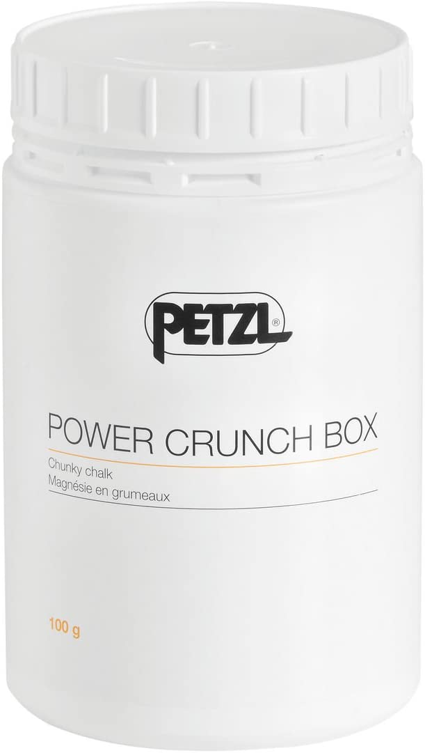 PETZL 2021 - Power Crunch All items free shipping Climbers Chalk for Box