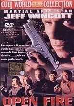 open fire dvd Italian Import
