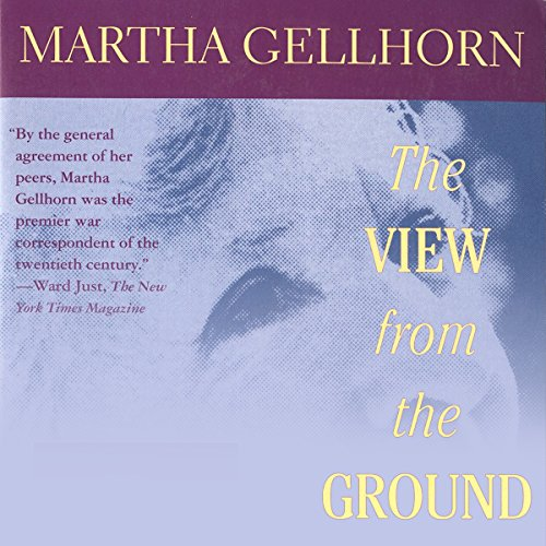 The View from the Ground audiobook cover art