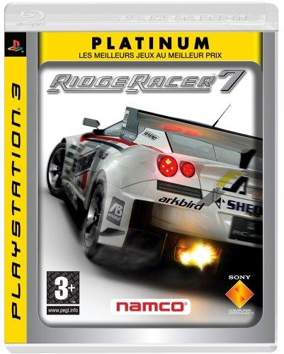 Ridge racer 7 - Platinum [Edizione : Francia]