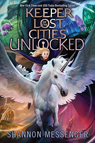 Unlocked Book 8.5 (Keeper of the Lost Cities)