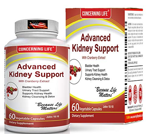Kidney Cleanse UTI Support Suppleme…