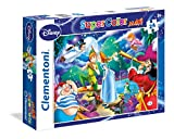 Disney - Maxi Puzzle, 24 Piezas, diseño Peter Pan (Clementoni 244676)