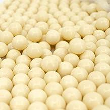 Valken Infinity Paintballs - 68cal - 2,000ct - White-White Fill