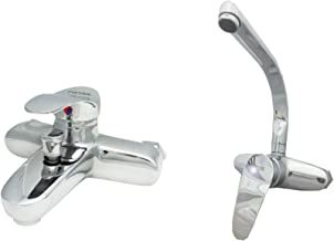 Mixer Set from Clever - 2 Pieces (Wall Kitchen - Bath) Toledo Model
