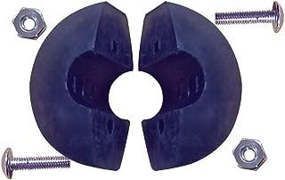 Interstate Pneumatics HSR90-RS Rubber Hose Stopper For HSR50 and HSR80 Hose Reel fits 3/8 Inch Hose