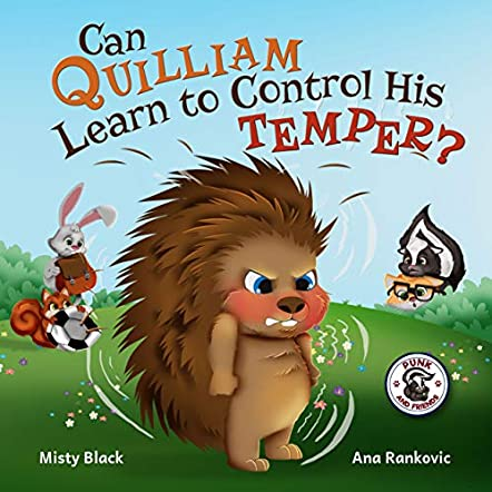 Quilliam Learns to Control His Temper