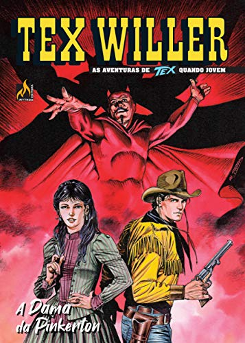 Tex Willer Nº 10: A dama da Pinkerton