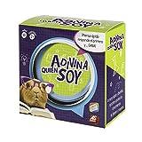 Cefa Toys- Juego ADIVINA, Color Azul (21862)