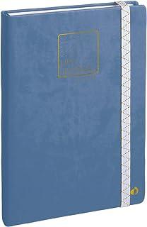 クオバディス ライフジャーナル ドット A5 ブルーベリー qv237982