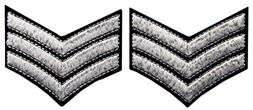 Uniforme Militar Chevrons Sargento...