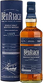 Benriach 18 Jahre 1997 Jahre Single Cask 85102 Bourbon Barrel 0,7 L