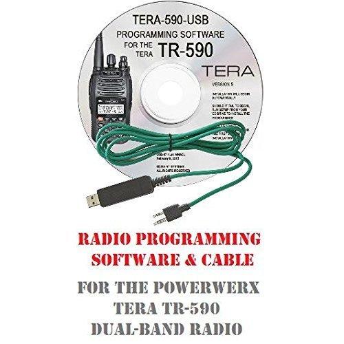 Valley Enterprises Tera BAT-50 Li-ion Battery Pack 1600 mAh for Tera Handheld Two-Way Radios TR-500 TR-590 TR-505