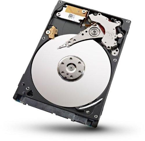 """Seagate ST500LM021 HDD Interno da 2.5"""", Nero"""