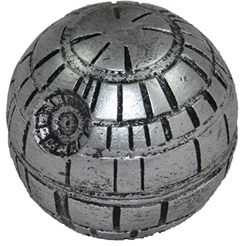 HighSupply Death Star Todesstern Crusher, Star Wars Design, Siebgrinder ,Metall-Gewürzmühle, 3-teilig