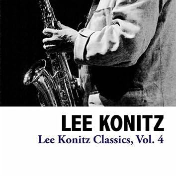 Lee Konitz Classics, Vol. 4