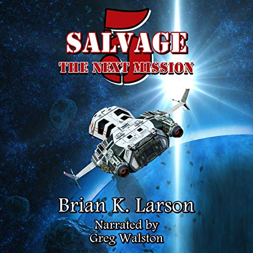 Salvage-5: The Next Mission audiobook cover art