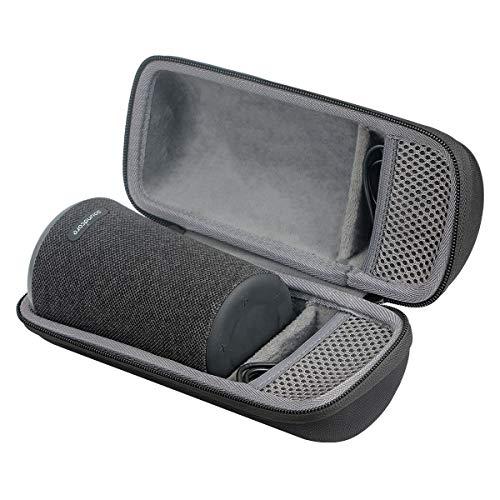 co2CREA Duro Viajar Caja Estuche Funda para Anker Soundcore Flare Mini Altavoz Bluetooth
