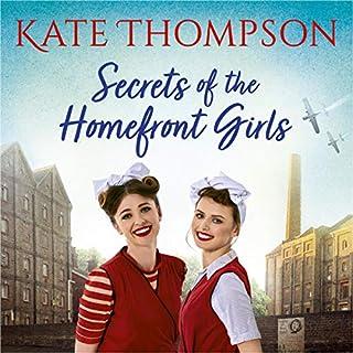 Secrets of the Homefront Girls cover art