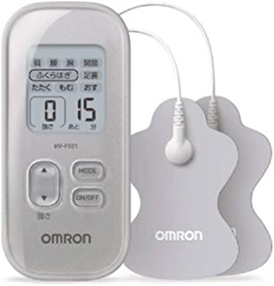 Omron Low-frequency Therapy Equipment Pink HV-F021-SL