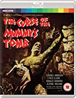 The Curse of the Mummy's Tomb [Blu-ray]