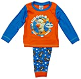 Get Wivvit Boys Pyjamas Baby Pjs Winnie The Pooh Tigger Bouncy Sizes from 6 to 24 Months, 12-18 Months