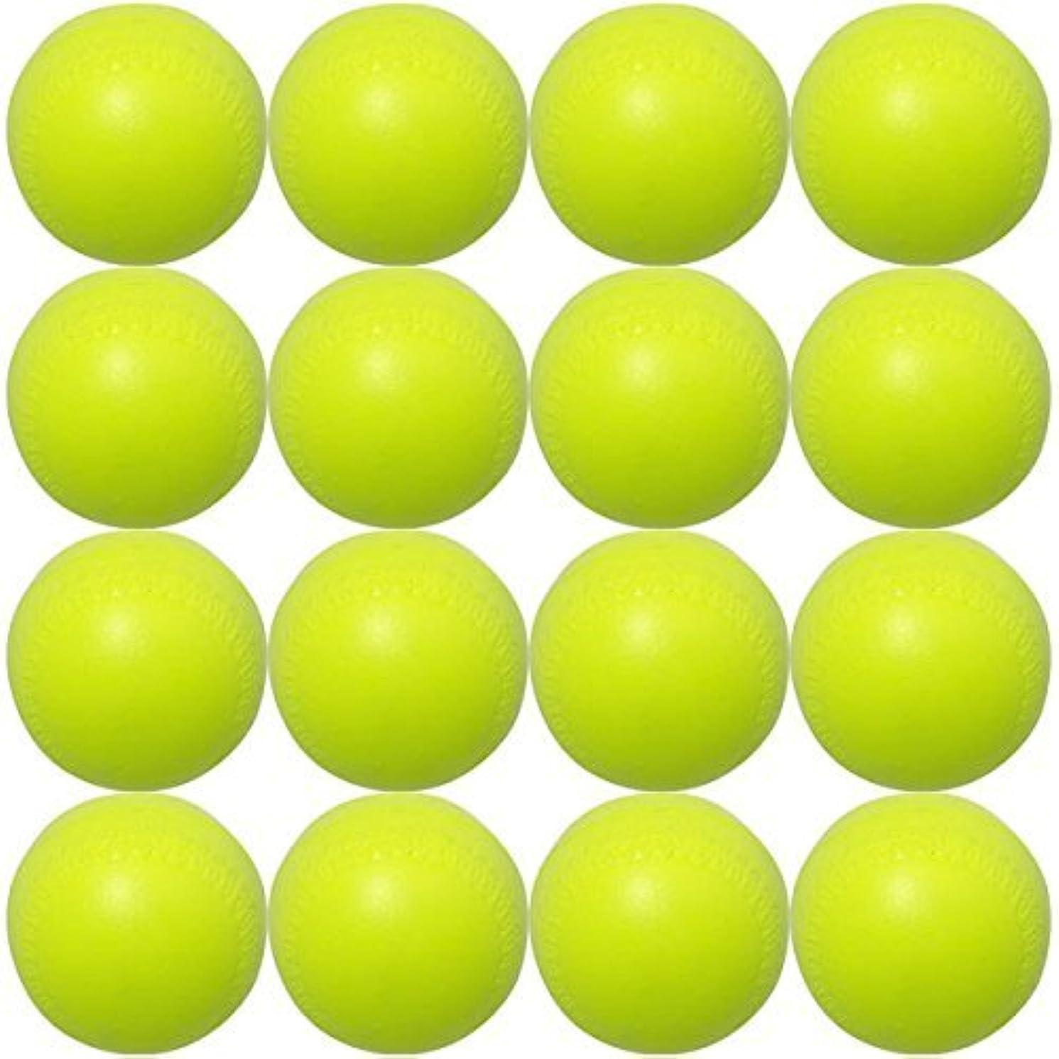 スチュワーデスクリアカラスLINDSPORTS ウレタン練習ボール (大(16球セット))