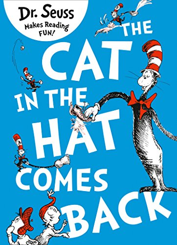 The Cat in the Hat Comes Back (Dr. Seuss) (English Edition)