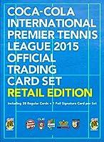 エポック コカ・コーラ インターナショナル・プレミア・テニスリーグ(IPTL) 2015 オフィシャルカードセット (Retail Edition)