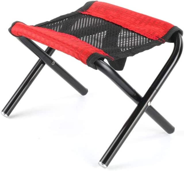 Folding Chairs YAN Los Angeles Mall YUN Red 196g Portable Lightweight Brand Cheap Sale Venue Net Weight