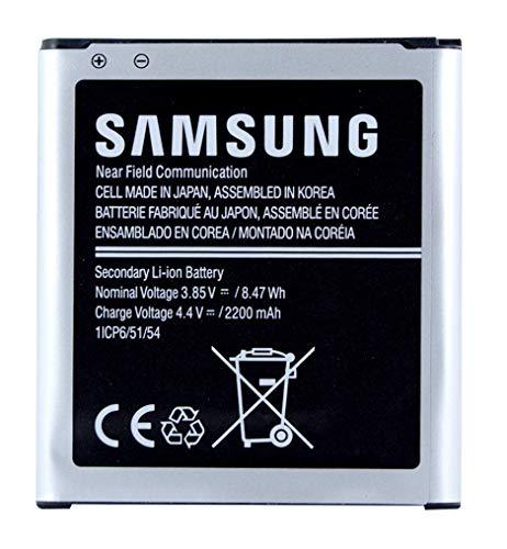 Batteria agli ioni di litio per Samsung Galaxy Xcover 3, 2200 mAh, accessori originali Samsung, con display.