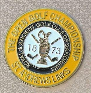 St. Andrews Old Course Ball Marker