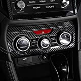Interni Console Pannello Cruscotto Aria Condizione Copertura Trim Per Subaru Crosstrek XV ...